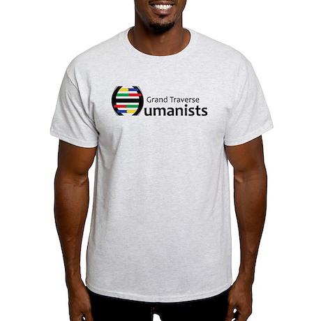 GT Humanists DNA Logo Light T-Shirt