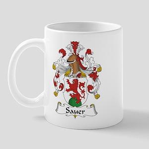 Sauer Mug