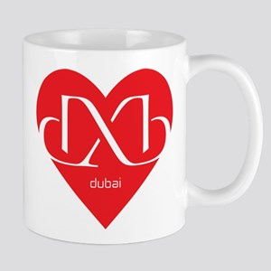 Heart Dubai Mug