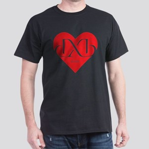 Heart Dubai Dark T-Shirt