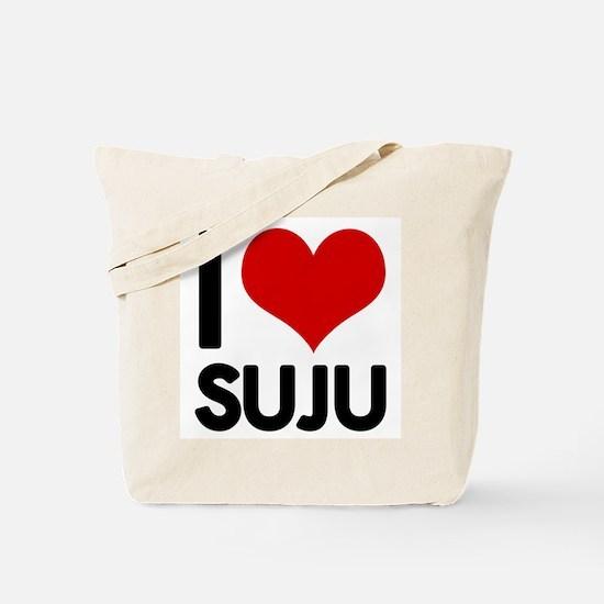 I Love SuJu (Super Junior) Tote Bag