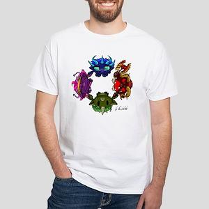 Chaos Gods White T-Shirt