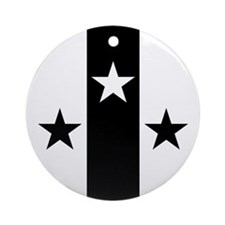 Meridies Populace Badge Ornament (Round)