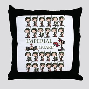 Imperial Guard Throw Pillow