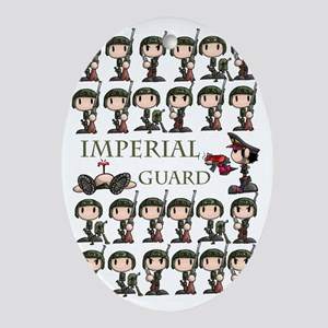 Imperial Guard Ornament (Oval)