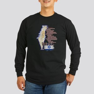 Gen 12: 1-3 Long Sleeve Dark T-Shirt