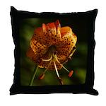 Columbia Lily Throw Pillow