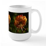 Columbia Lily Large Mug