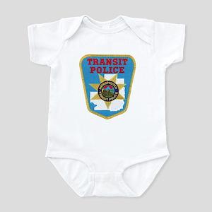 Metropolitan Transit Police Infant Bodysuit
