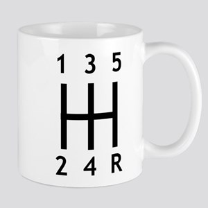 Car - Gearshift Mug