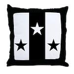 Meridies Populace Badge Throw Pillow