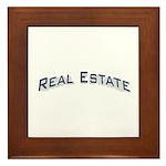 Real Estate / Blue Framed Tile