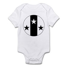 Meridies Populace Badge Infant Bodysuit