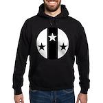 Meridies Populace Badge Hoodie (dark)