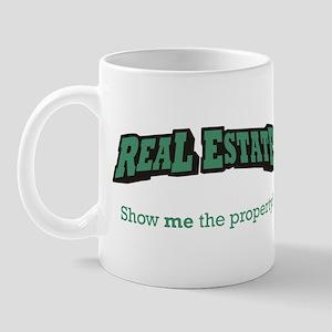 Real Estate / Property Mug