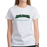 Real Estate / Property Women's T-Shirt