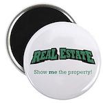 Real Estate / Property Magnet