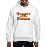 Qualify or Perish Hooded Sweatshirt
