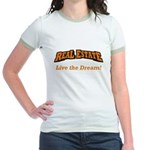 Real Estate / Dream Jr. Ringer T-Shirt
