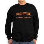 Real Estate / Dream Sweatshirt (dark)