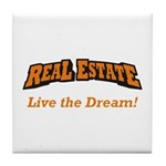 Real Estate / Dream Tile Coaster