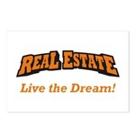 Real Estate / Dream Postcards (Package of 8)