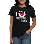Brits Women's Dark T-Shirt