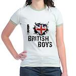 Brits Jr. Ringer T-Shirt