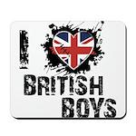 Brits Mousepad