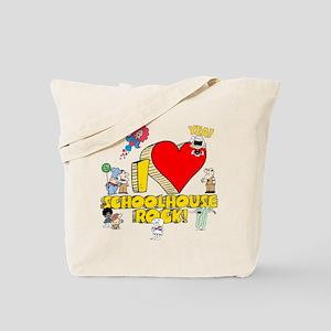 I Heart Schoolhouse Rock! Tote Bag