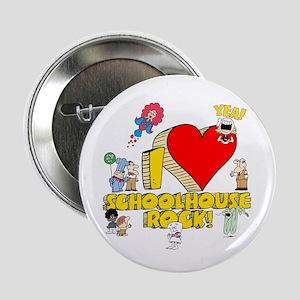 "I Heart Schoolhouse Rock! 2.25"" Button"