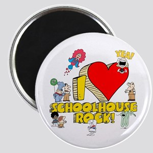 I Heart Schoolhouse Rock! Magnet