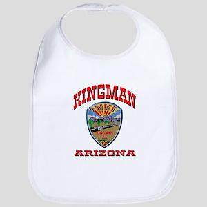 Kingman Police Bib