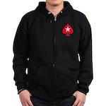 PokerStars Shirts and Clothin Zip Hoodie (dark)