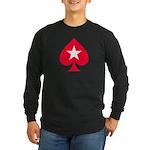 PokerStars Shirts and Clothin Long Sleeve Dark T-S