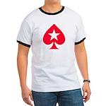PokerStars Shirts and Clothin Ringer T