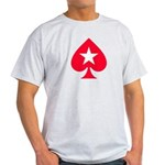 PokerStars Shirts and Clothin Light T-Shirt