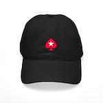 PokerStars Shirts and Clothin Black Cap