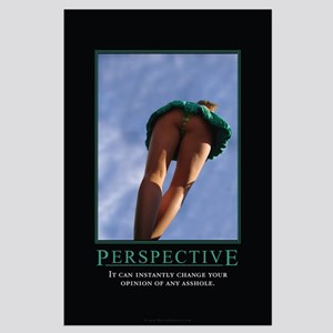 Perspective Large Poster