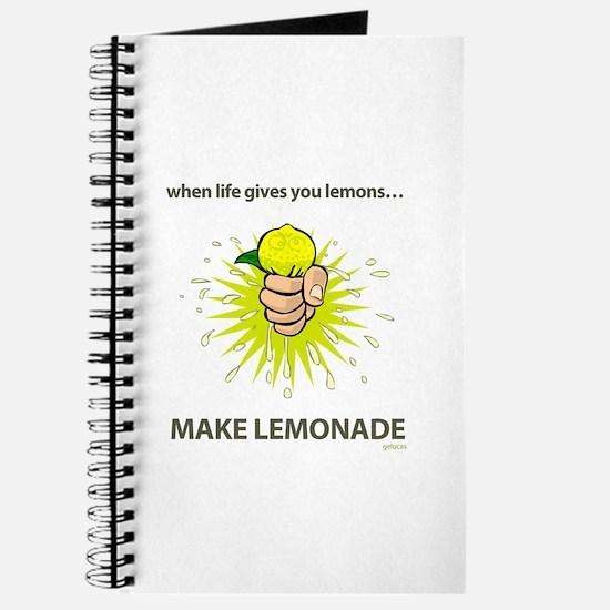 Make lemonade - Journal