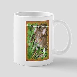 Rambling Terrier LOGO Mug