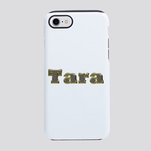 Tara Gold Diamond Bling iPhone 7 Tough Case