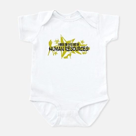 I ROCK THE S#%! - HR Infant Bodysuit