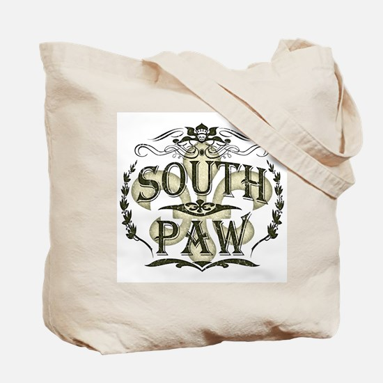 Southpaw (in your ear) Tote Bag
