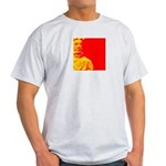 XianSoldier 02 Ash Grey T-Shirt