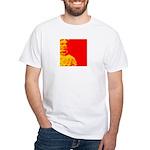 XianSoldier 02 White T-Shirt