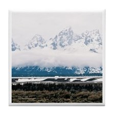 Grand Teton Tile Coaster