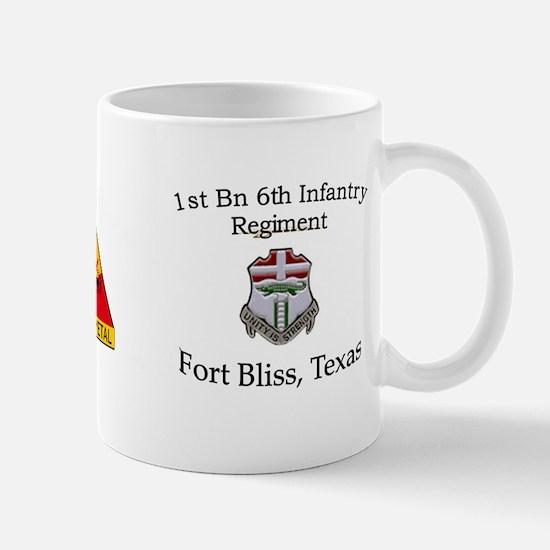 1st Bn 6th Inf Mug