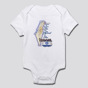 Deuteronomy 6:4 - Infant Bodysuit