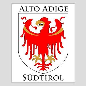 Alto Adige / Sudtirol Small Poster